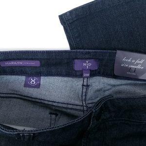 NYDJ Jeans - NYDJ Jeans Straight Lift Tuck Technology 20W